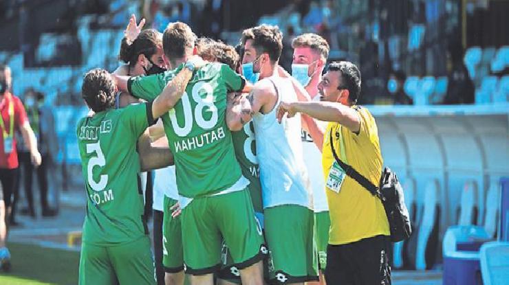 Misli.com 3. Lig'de Bursa Yıldırımspor finale yükseldi