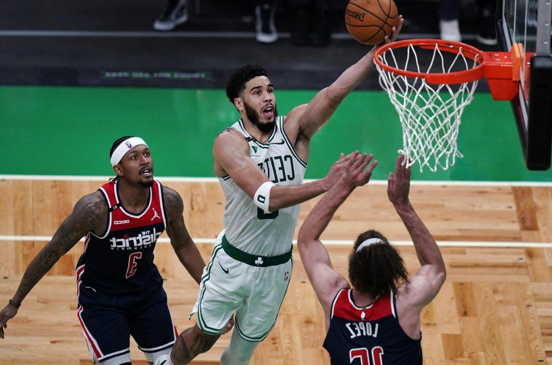 NBA'de Boston Celtics'i play-off'a Jayson Tatum taşıdı
