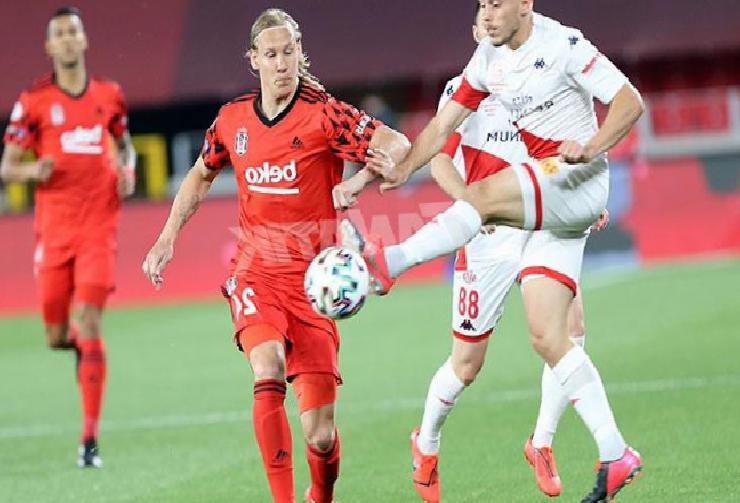ÖZET | Antalyaspor – Beşiktaş maç sonucu: 0-2