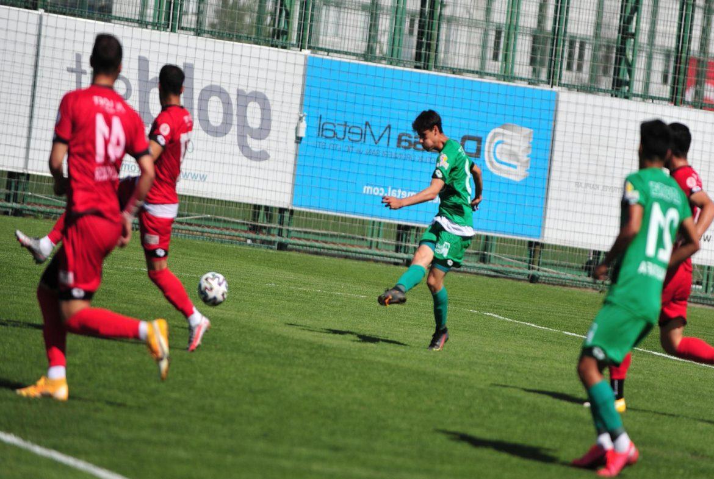 (ÖZET) Bursa Yıldırımspor – 68 Aksaray Belediye Spor maç sonucu: 3-2