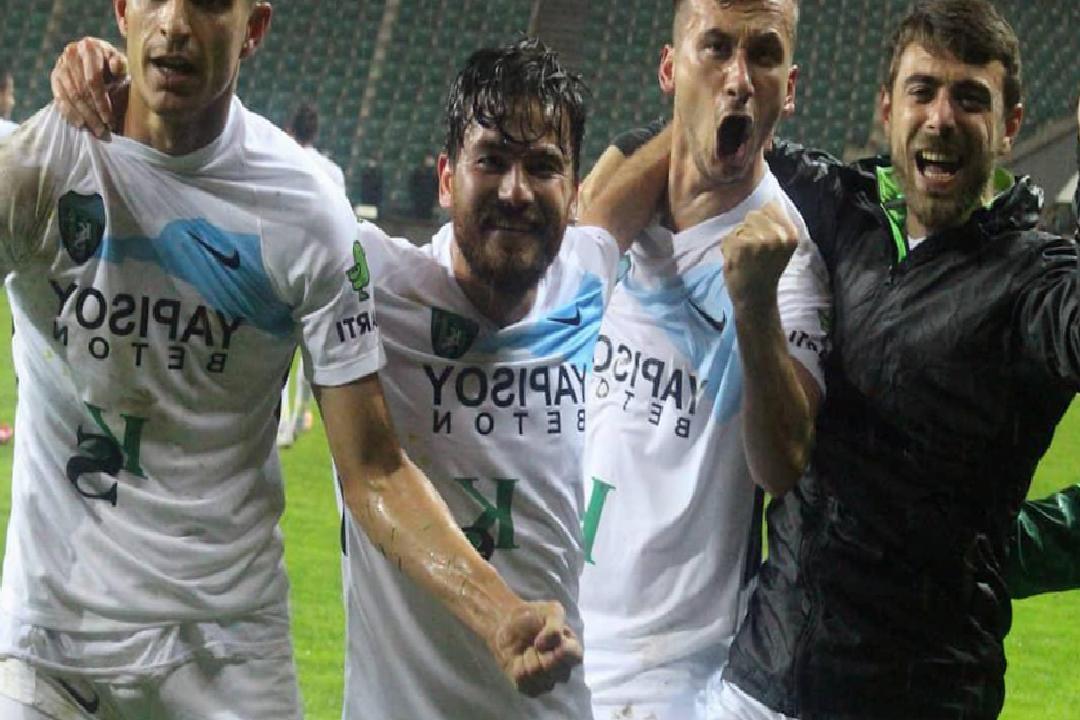 (ÖZET) Hekimoğlu Trabzon – Kocaelispor maç sonucu: 2-2