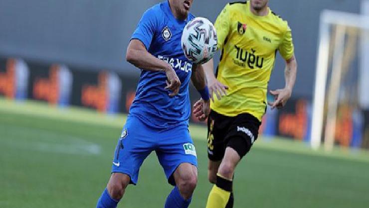 (ÖZET) İstanbulspor – Altay maç sonucu: 0-1