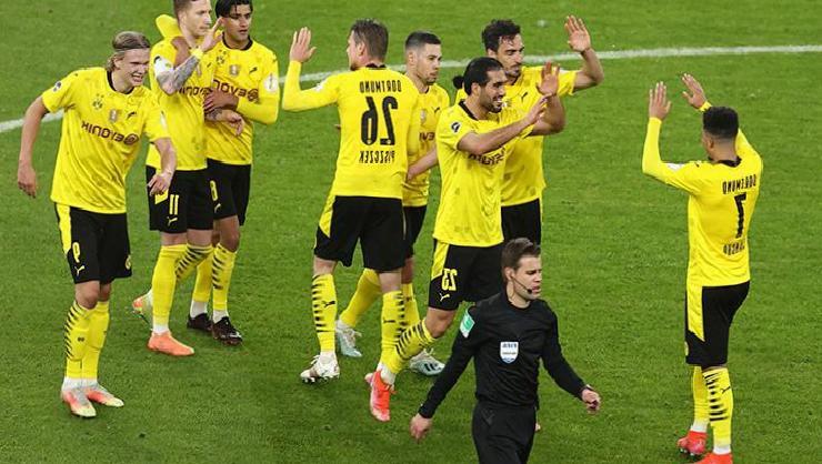 ÖZET   Leipzig – Borussia Dortmund maç sonucu: 1-4