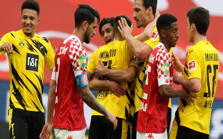 (ÖZET) Mainz 05 – Borussia Dortmund maç sonucu: 1-3