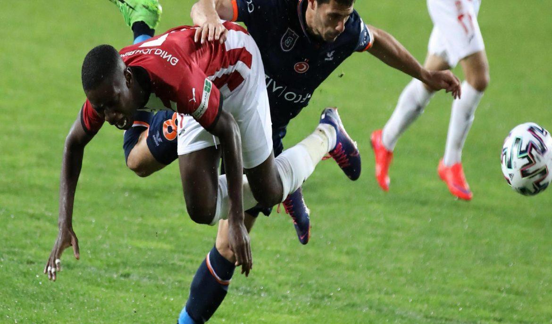 ÖZET Sivasspor – Başakşehir maç sonucu: 0-0
