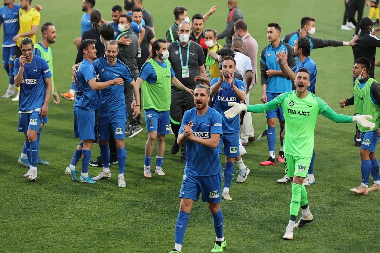 Özgür Ekmekçioğlu: Büyük Altay, Süper Lig'i hak eden bir takım