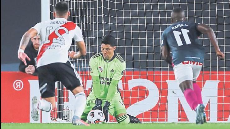 River Plate'ten tarihi zafer!