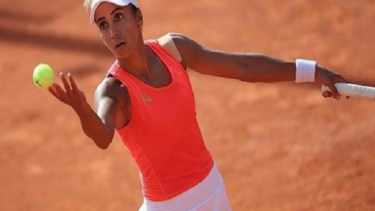 Roland Garros elemelerinde Çağla Büyükakçay ve Altuğ Çelikbilek ikinci turda