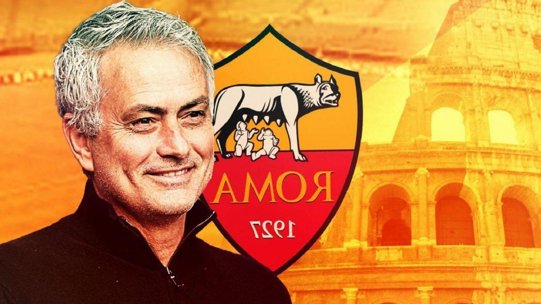 Roma'yla anlaşan Jose Mourinho çalışmalarına erkenden başladı!