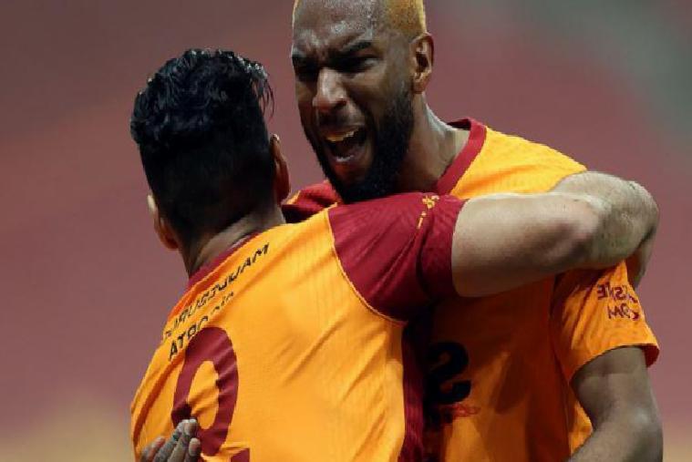 Ryan Babel: Çok hırslı bir Galatasaray vardı sahada