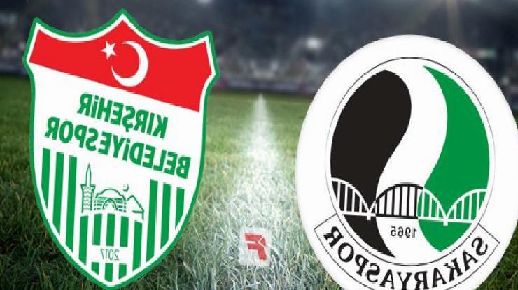 Sakaryaspor – Kırşehir Belediyespor maçı ne zaman, hangi kanalda, saat kaçta?