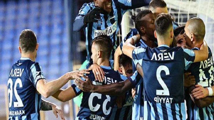 Şampiyon Adana Demirspor! (ÖZET) Menemenspor-Adana Demirspor maç sonucu: 1-4