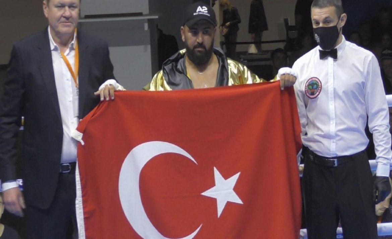 Serdar Avcı'nın yeni hedefi WBC