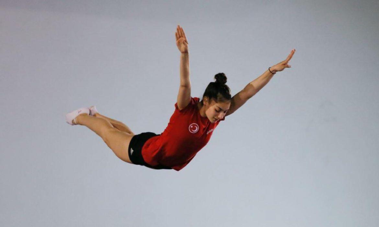 Sıla Karakuş, madalya gururunu olimpiyatlara taşımak istiyor