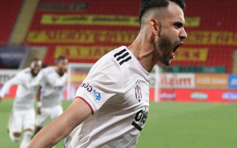 Son dakika – Beşiktaş'ta Ghezzal ve Rosier kararını verdi