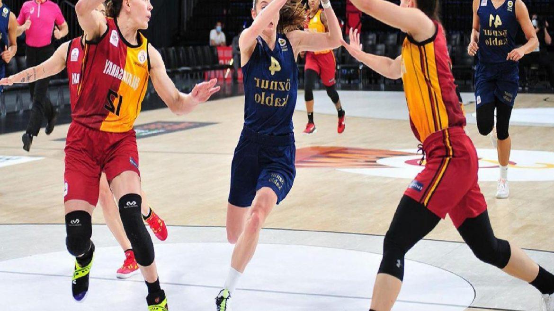 SON DAKİKA | Kadınlar Basketbol Süper Ligi'nde şampiyon Fenerbahçe!