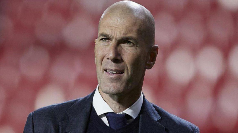SON DAKİKA   Real Madrid'de Zinedine Zidane görevinden ayrıldı