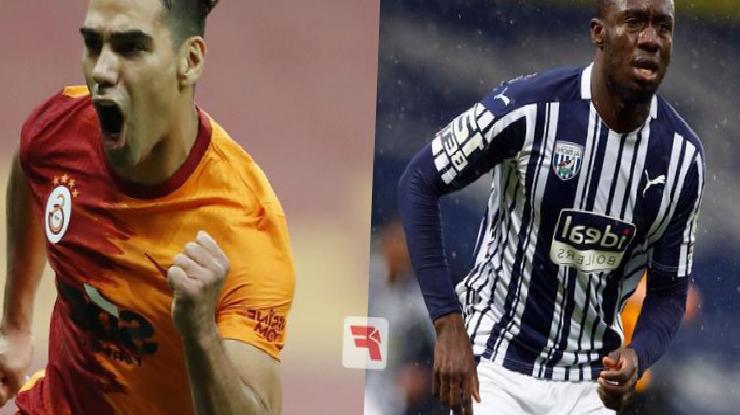 Son dakika transfer iddiası: Mbaye Diagne Galatasaray'a dönüyor, Radamel Falcao ayrılıyor