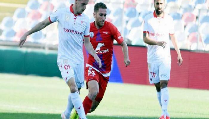 Spor Toto 1.Lig'de 3.sıra laneti