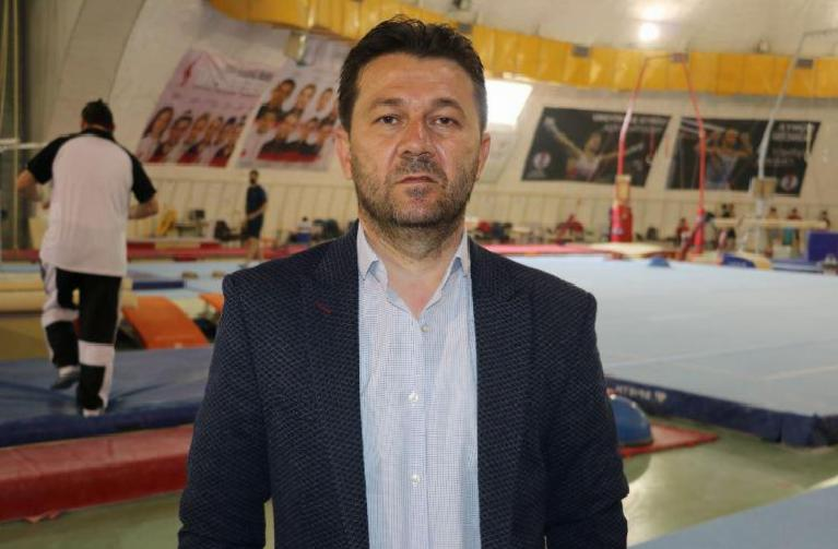 TCF Başkanı Suat Çelen: Türkiye cimnastikte dünyada adından söz ettirecek