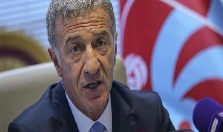 Trabzonspor Kulübü Başkanı Ahmet Ağaoğlu'ndan 19 Mayıs mesajı