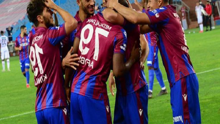 Trabzonspor'un kadro değeri 46 milyon lira arttı
