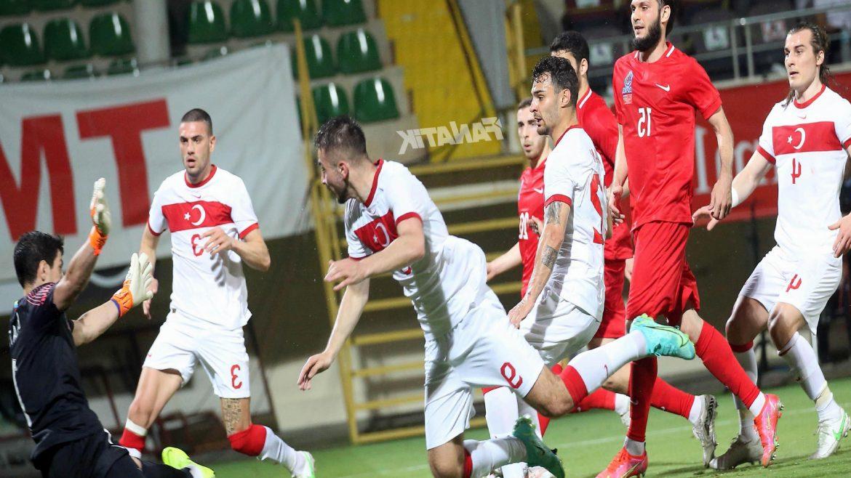 Türkiye – Azerbaycan maç özeti izle!