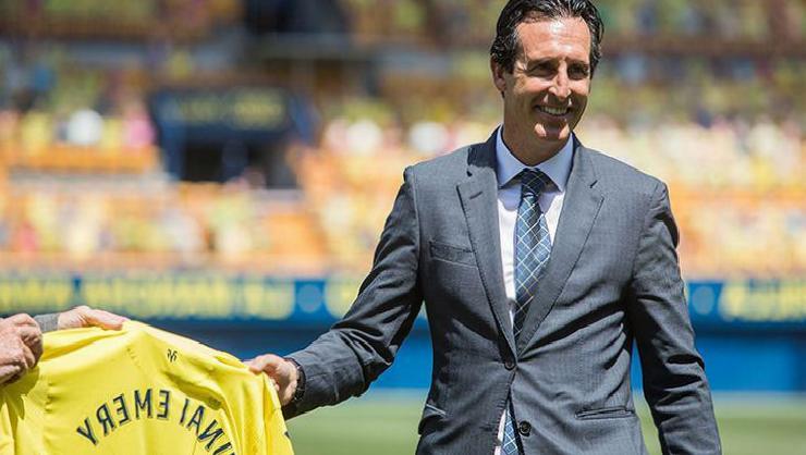 Unai Emery UEFA Avrupa Ligi'den en çok şampiyon olan teknik adam