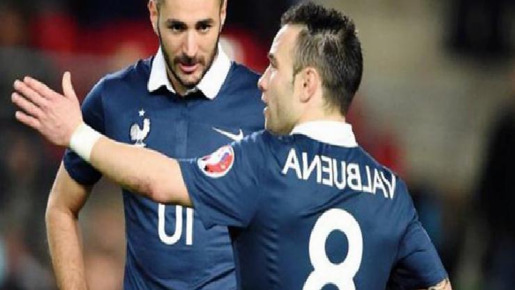 Valbuena'dan Karim Benzama ile ilgili çarpıcı sözler