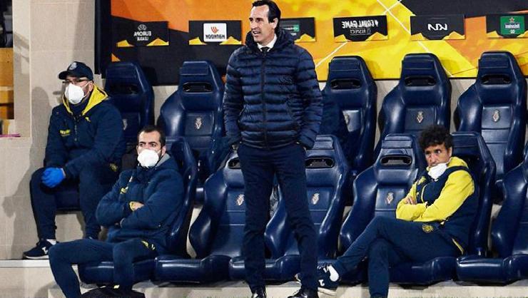 Villarreal Teknik Direktörü Emery, UEFA Avrupa Ligi rekorunun peşinde