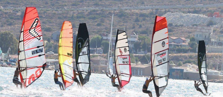 Yelkende Milli Takım Seçme Yarışları İzmir'de yapılacak