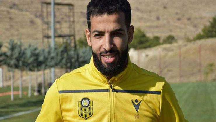 Yeni Malatyaspor'un en istikrarlısı Issam Chebake