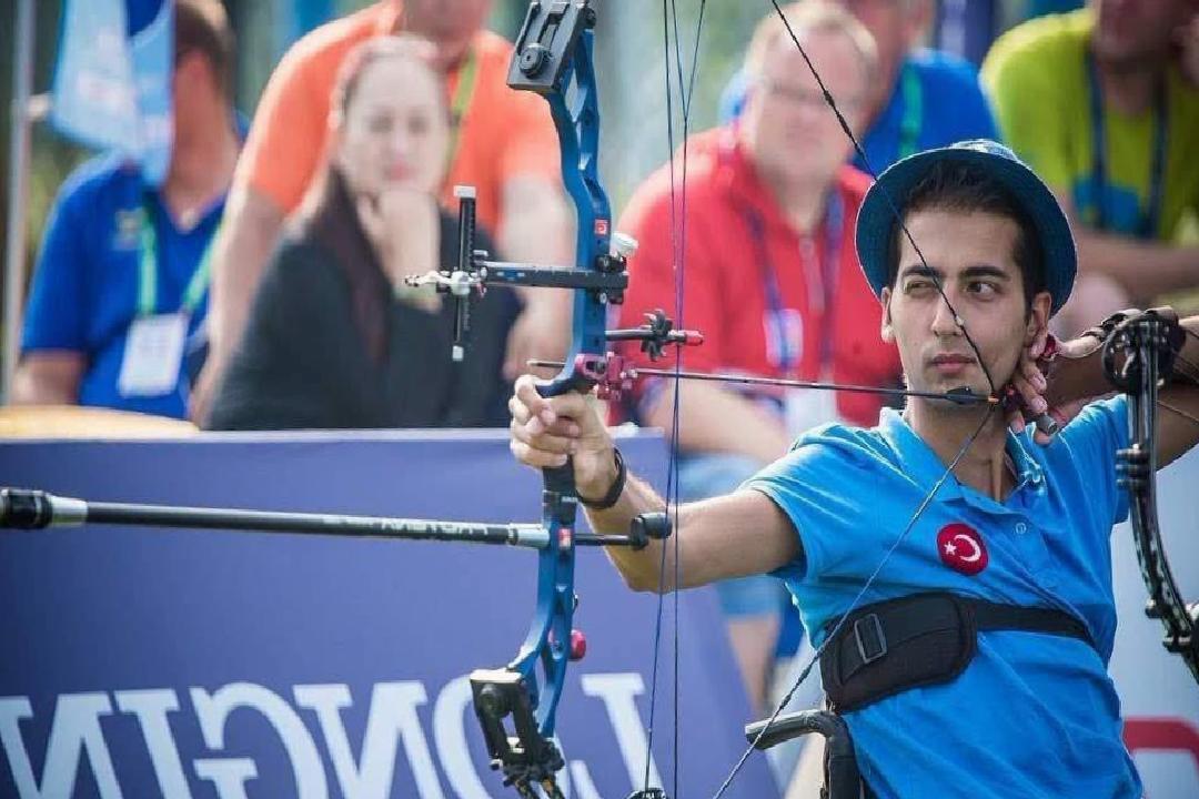 Yiğit Caner Aydın: Hedefim olimpiyat kürsüsünde yer almak
