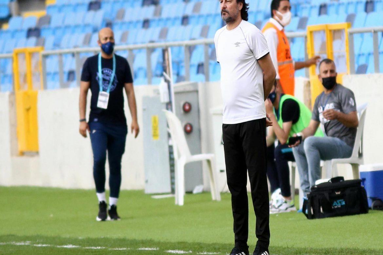 Yusuf Şimşek isyan etti: Adana Demirspor'a gol atıyoruz, ofsayt yok, ofsayt kalkıyor!